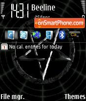 Pentagram 2 es el tema de pantalla
