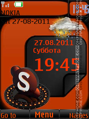 Skype By ROMB39 theme screenshot