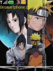 Naruto vs Sasuke Theme-Screenshot