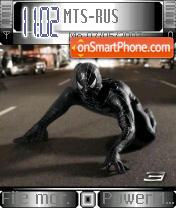 Spiderman3 03 es el tema de pantalla
