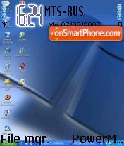 Windows XP 04 theme screenshot