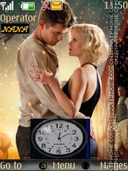 Water 4 Elephants CLK theme screenshot