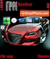 Locus Audi es el tema de pantalla