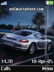 Porsche 911 es el tema de pantalla