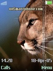 Puma es el tema de pantalla