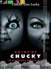 Bride of Chucky es el tema de pantalla