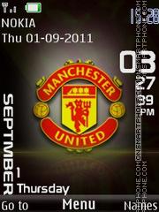 Manchester United 21 es el tema de pantalla
