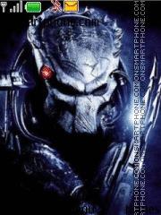Predator Uchaly es el tema de pantalla