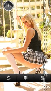 Hannah skirt theme screenshot