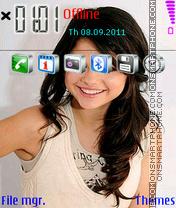 Selena Gomez 02 es el tema de pantalla