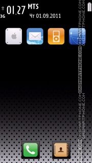 Iphone 5th es el tema de pantalla