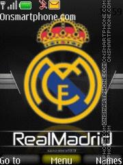 Real Madrid 2030 theme screenshot