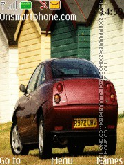 Fiat Coupe 2.0 By Space 95 theme screenshot