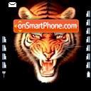 Black Tiger es el tema de pantalla