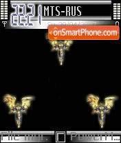 Archangel es el tema de pantalla
