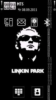 Linkin Park 5808 es el tema de pantalla