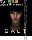 Salt es el tema de pantalla