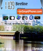 Nature 03 theme screenshot
