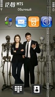Bones 02 es el tema de pantalla