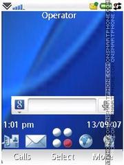 Sony Android es el tema de pantalla