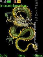 Dragon 23 es el tema de pantalla