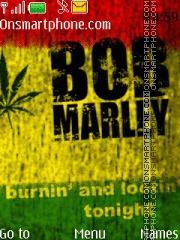 Bob Marley 12 es el tema de pantalla