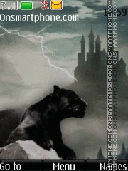 Black Panther 02 tema screenshot