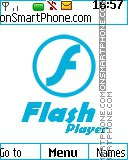 Adobe - Flash Player theme screenshot