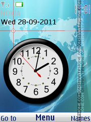 Vista light tema screenshot