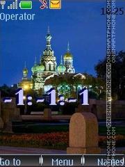 St Petersburg swf es el tema de pantalla