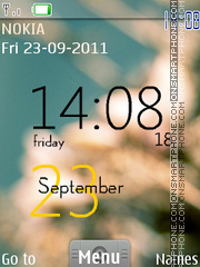 Android View V2 theme screenshot