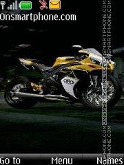Yamaha theme screenshot