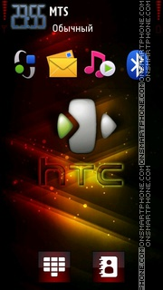 Htc 05 tema screenshot