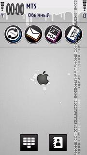 Iphone4 Icons theme screenshot