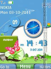 Happiness 05 theme screenshot