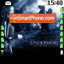 Underworld Evolution es el tema de pantalla