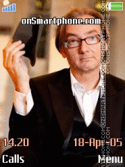 Ondřej Havelka swing II. es el tema de pantalla