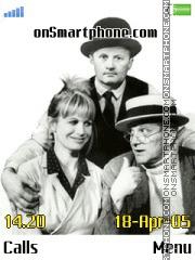 Divadlo Semafor es el tema de pantalla