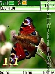 Butterflies12 name swf es el tema de pantalla
