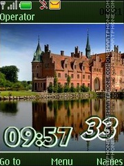 Castle12 swf es el tema de pantalla