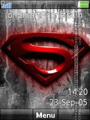 Superman 11 es el tema de pantalla