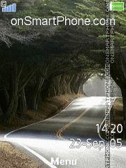 Road 72 es el tema de pantalla