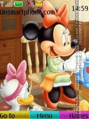 Mickey 10 tema screenshot