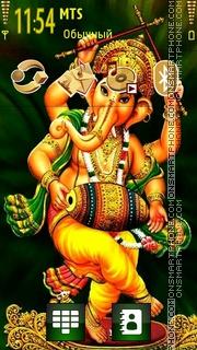 Ganesh Utsav es el tema de pantalla