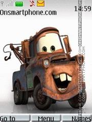 Cars-Metr theme screenshot