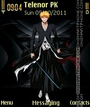 Bankai theme screenshot