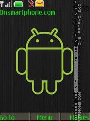 Android Original V1 es el tema de pantalla