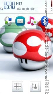 Super Mario 11 es el tema de pantalla