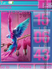 Color Bird theme screenshot