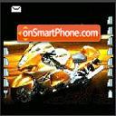 Bike 01 es el tema de pantalla